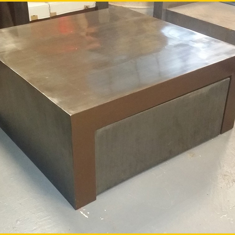 Table basse 100 X 100 X 45